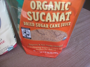 Fair trade Sucanate